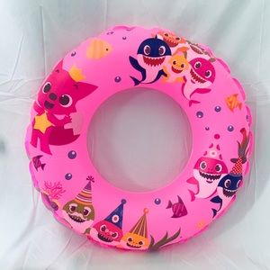 Baby Shark Swimming Ring Floats